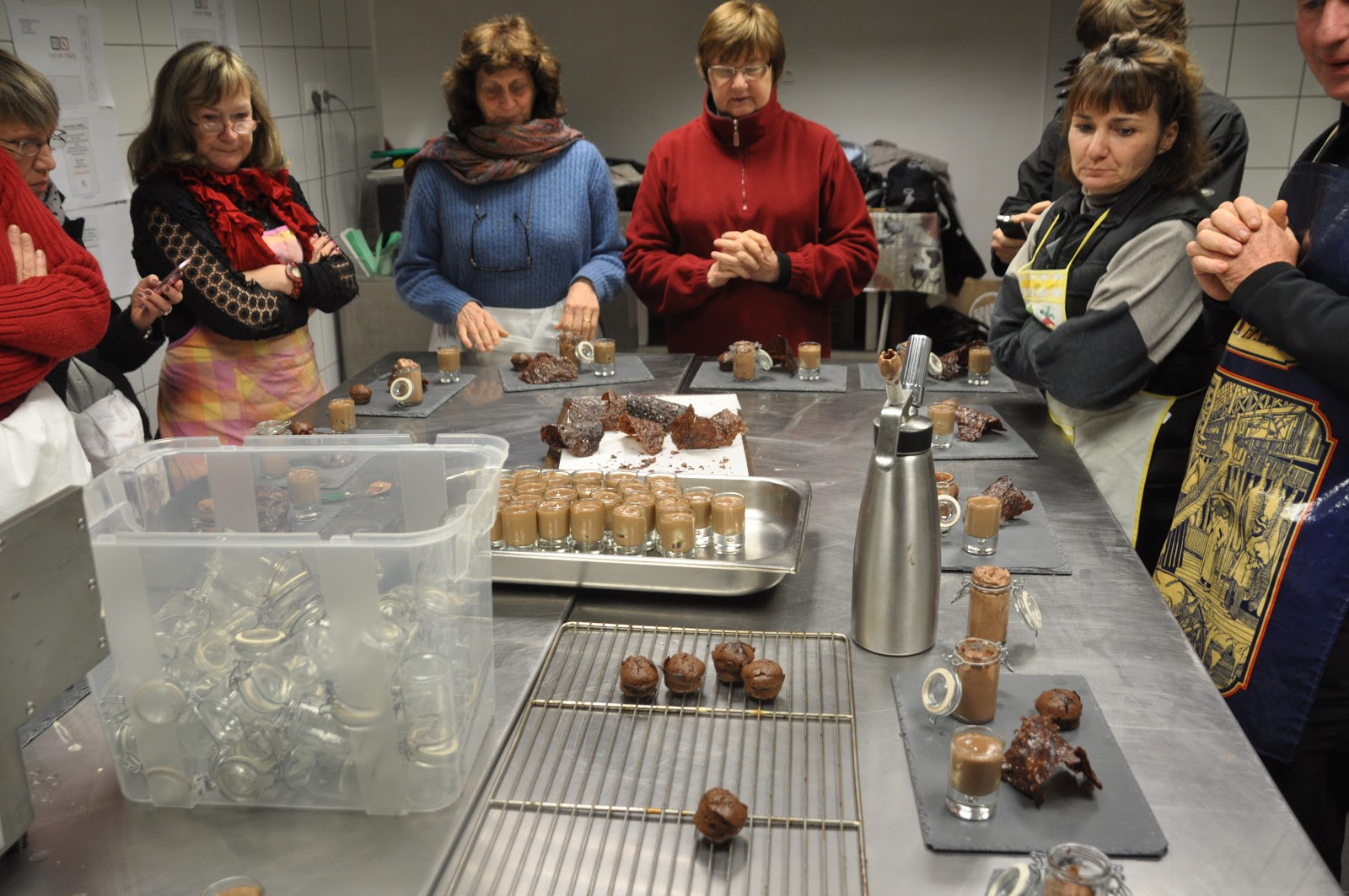 Cours de cuisine culture food traiteur for Association cours de cuisine