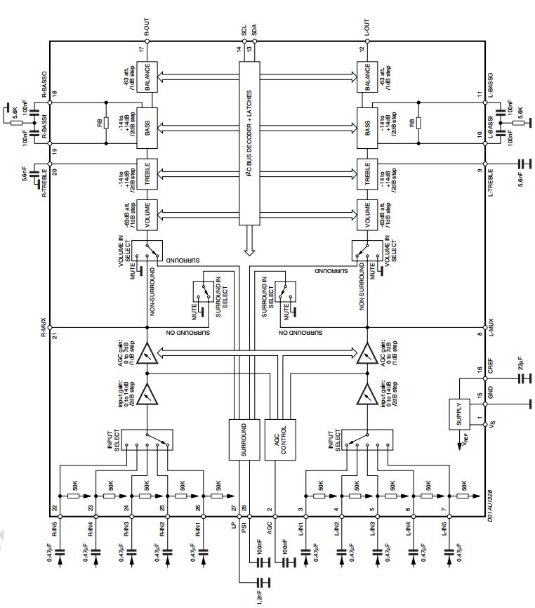 amplifiercircuits com  tone control