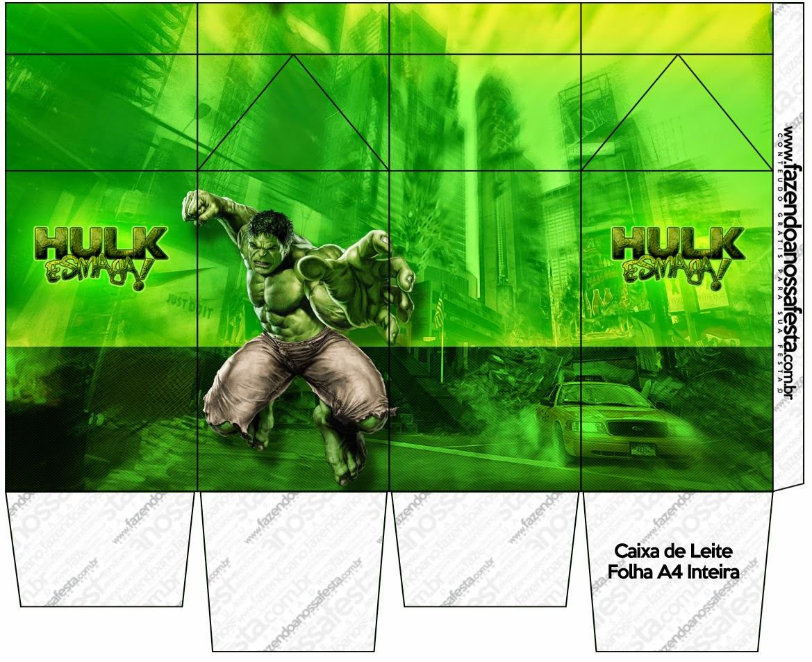 "Caja tipo ""de leche""."