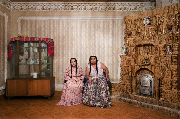 Roma Gypsy Interiors by Carlo Gianferro