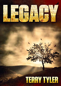 LEGACY: the final book of the post apocalyptic Project Renova series, now live on Amazon!
