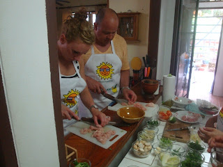 Cooking class in Phuket