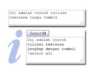 Cara Membuat Textarea