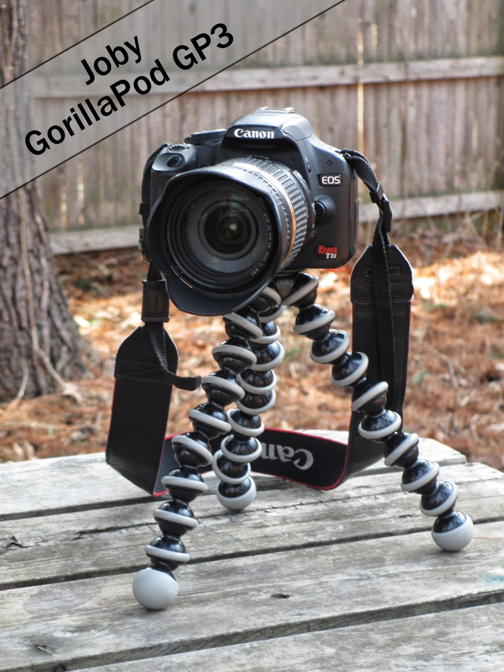 Joby GorillaPod GP3 Tripod Review | Boost Your Photography
