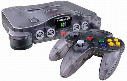 Nick news games nintendo 64 15 anos - Super nintendo 64 console ...
