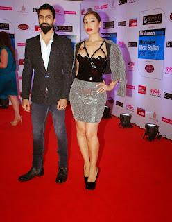 Sofia Hayat Stills at HT Mumbai Most Stylish Awards 2.jpg