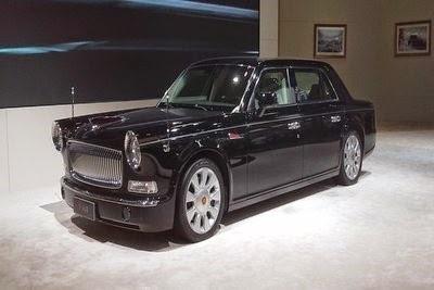 Hongqi L5 limousine