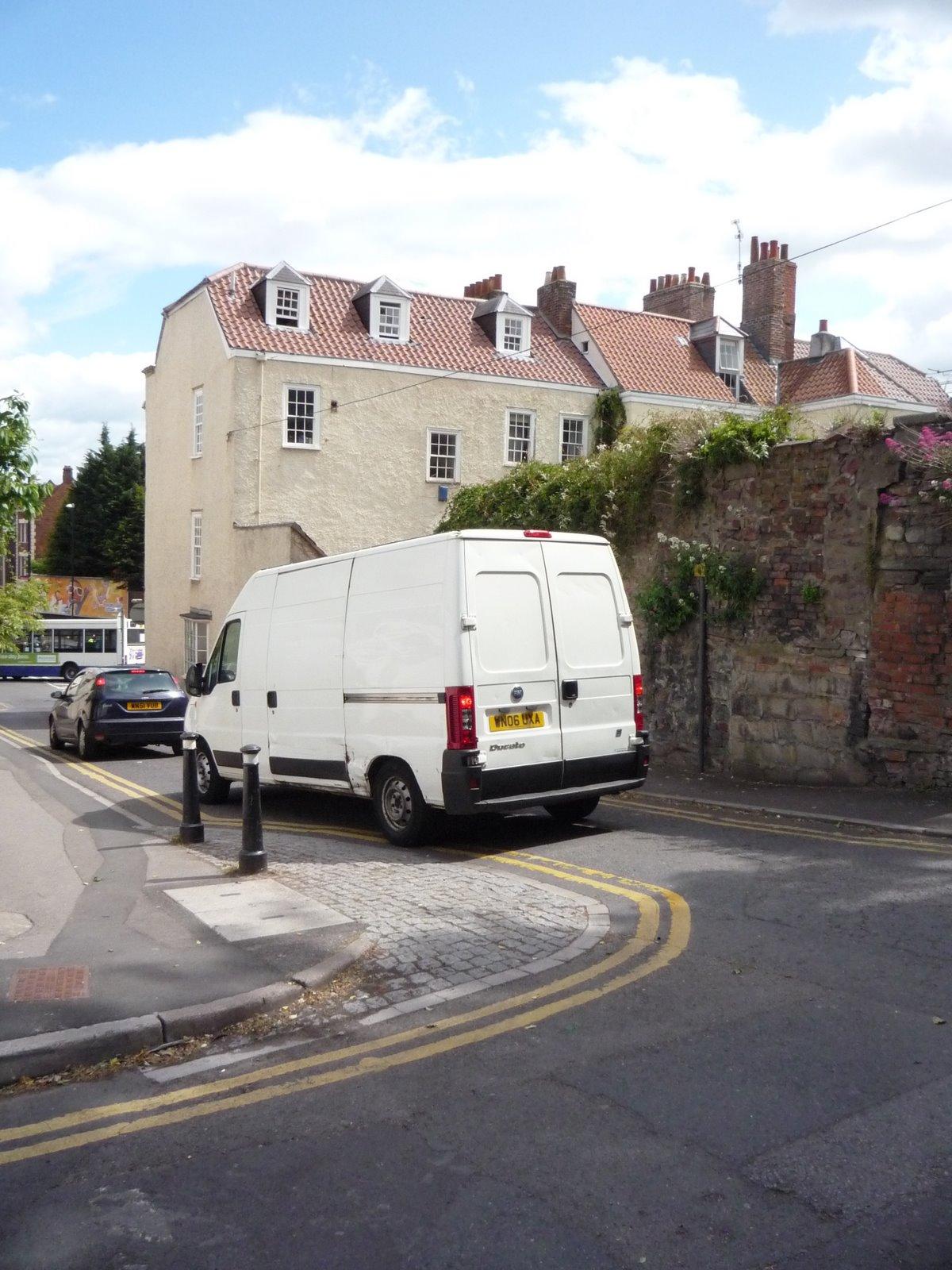 Bristol Traffic  August 2011