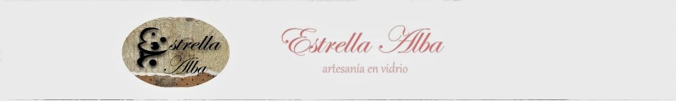 Estrella Alba joyeria en vidrio