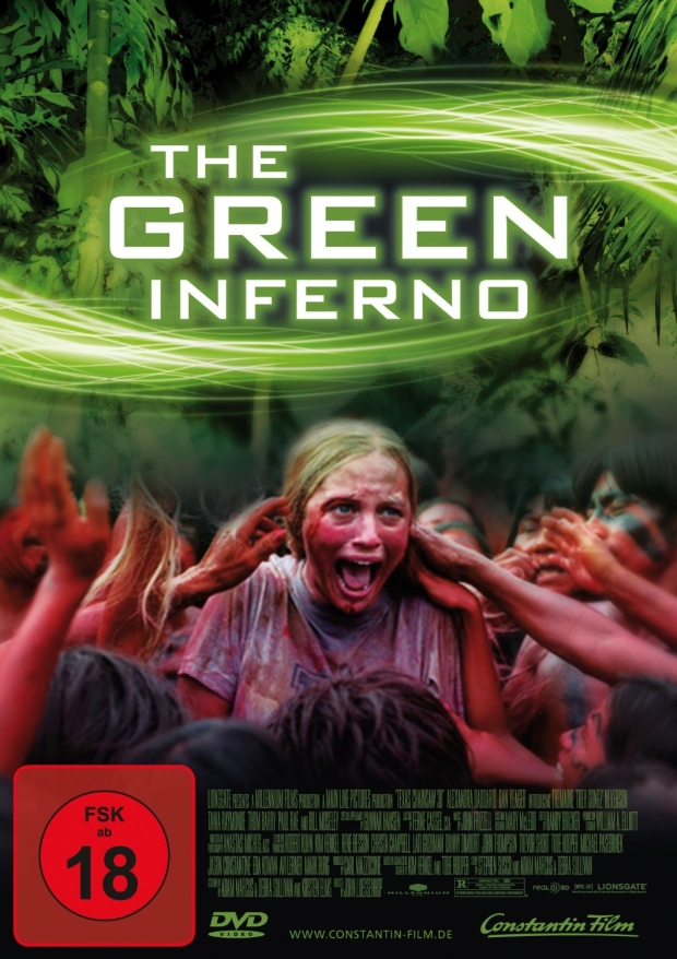 The Green Inferno 2013 Full Movie Free Download Good Movies To Watch