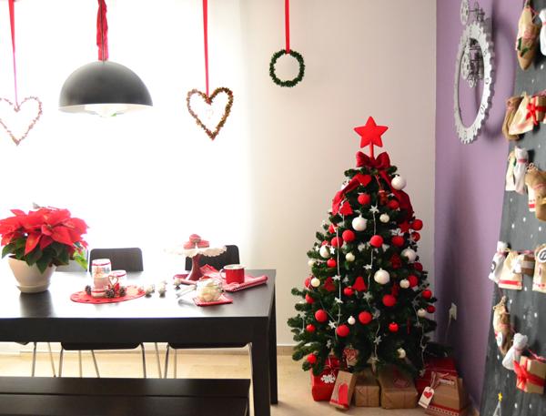 nuestra decoracin navidea - Decoracion Navidea