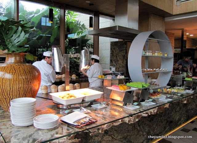 Forest, Equarius Hotel, Resorts World Genting, Chef Sam Leong