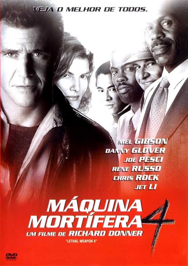 Máquina Mortífera 4 – Dublado (1998)