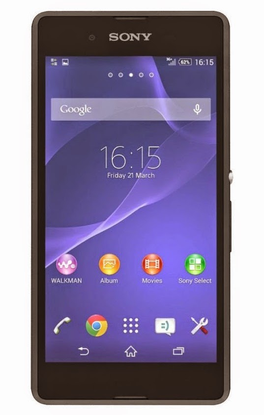 Sony Xperia E3 Single