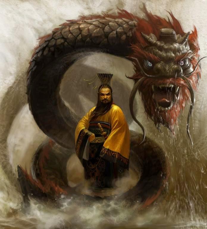 Capitulos de: Qin, emperador de la eternidad