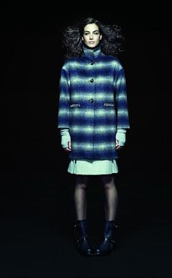coat, aw13, winter, F&F, tartan
