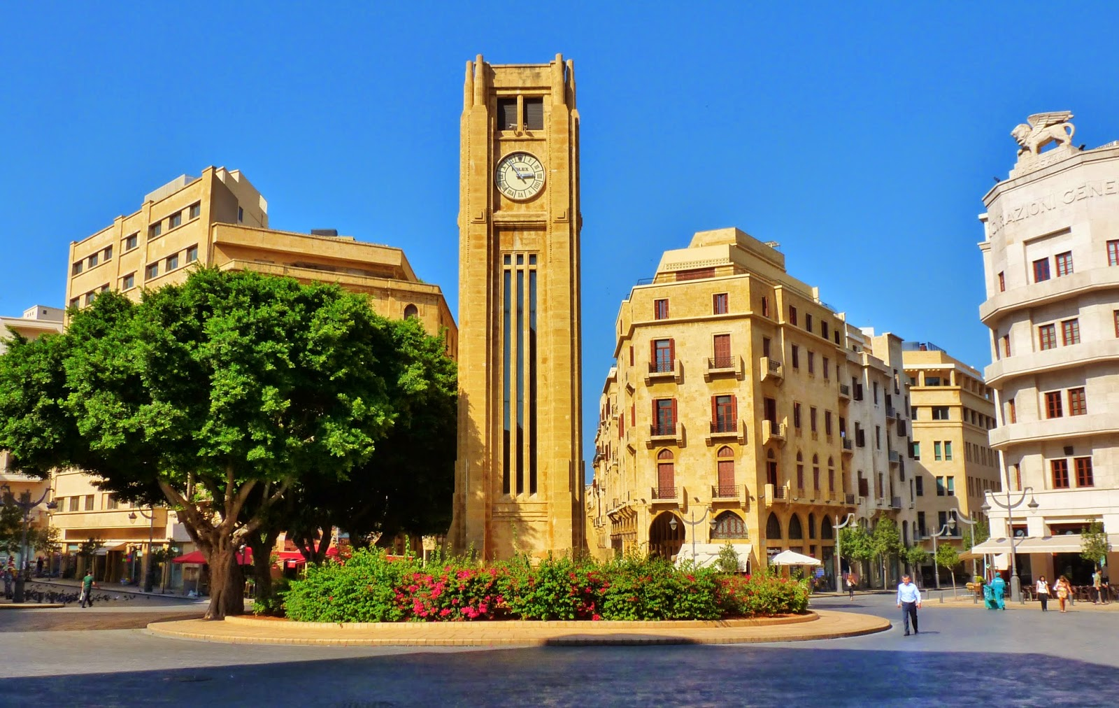 Essay about tourism in lebanon