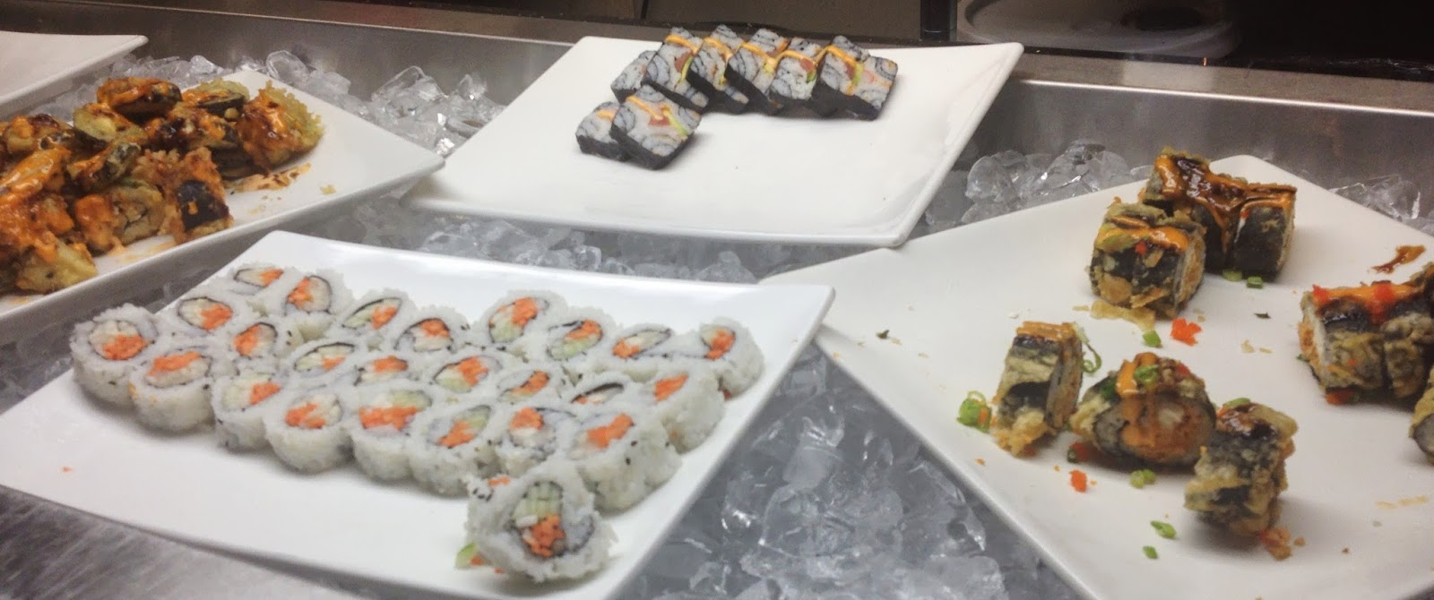 Restaurant review new china buffet newport ky the for Aoi japanese cuisine newport ky