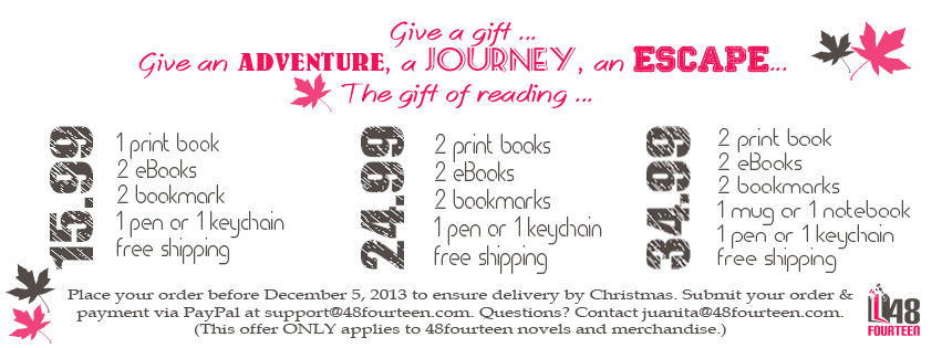 48fourteen Christmas Package Deals