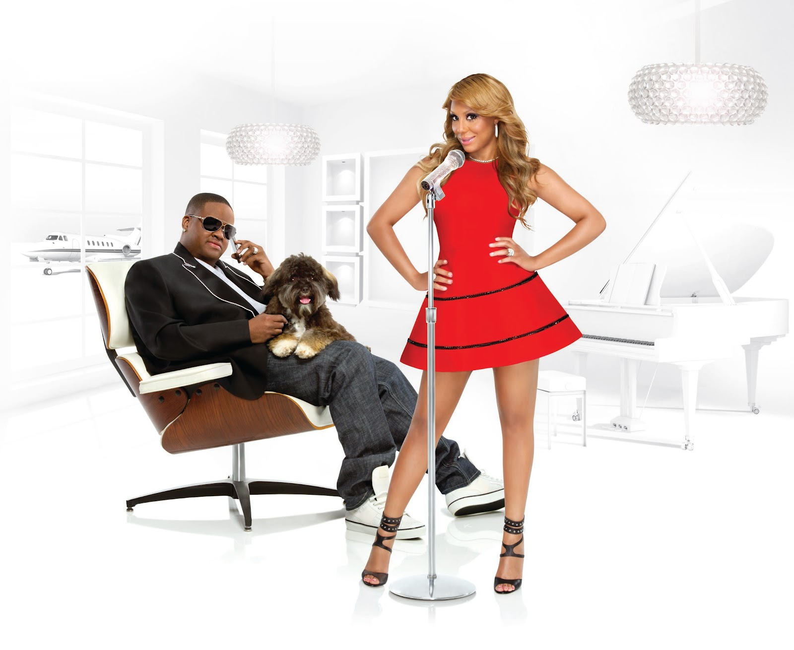 "Tamar Braxton and Vince Herbert Star In ""Tamar & Vince,"" A New Reality ..."