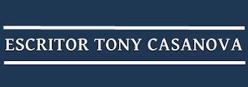 Escritor Tony Casanova