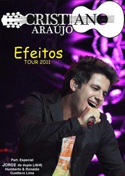 Cristiano Araujo Efeitos Tour DVDrip XviD (2011) 94719800021100278942