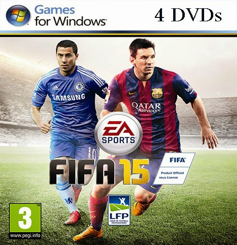 game pc FIFA 15