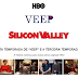 HBO Renova Veep e Silicon Valley