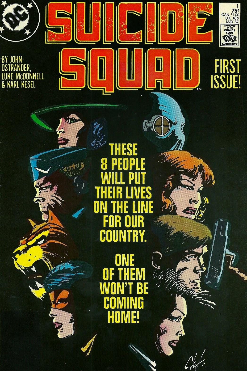 suicide squad,dc comics