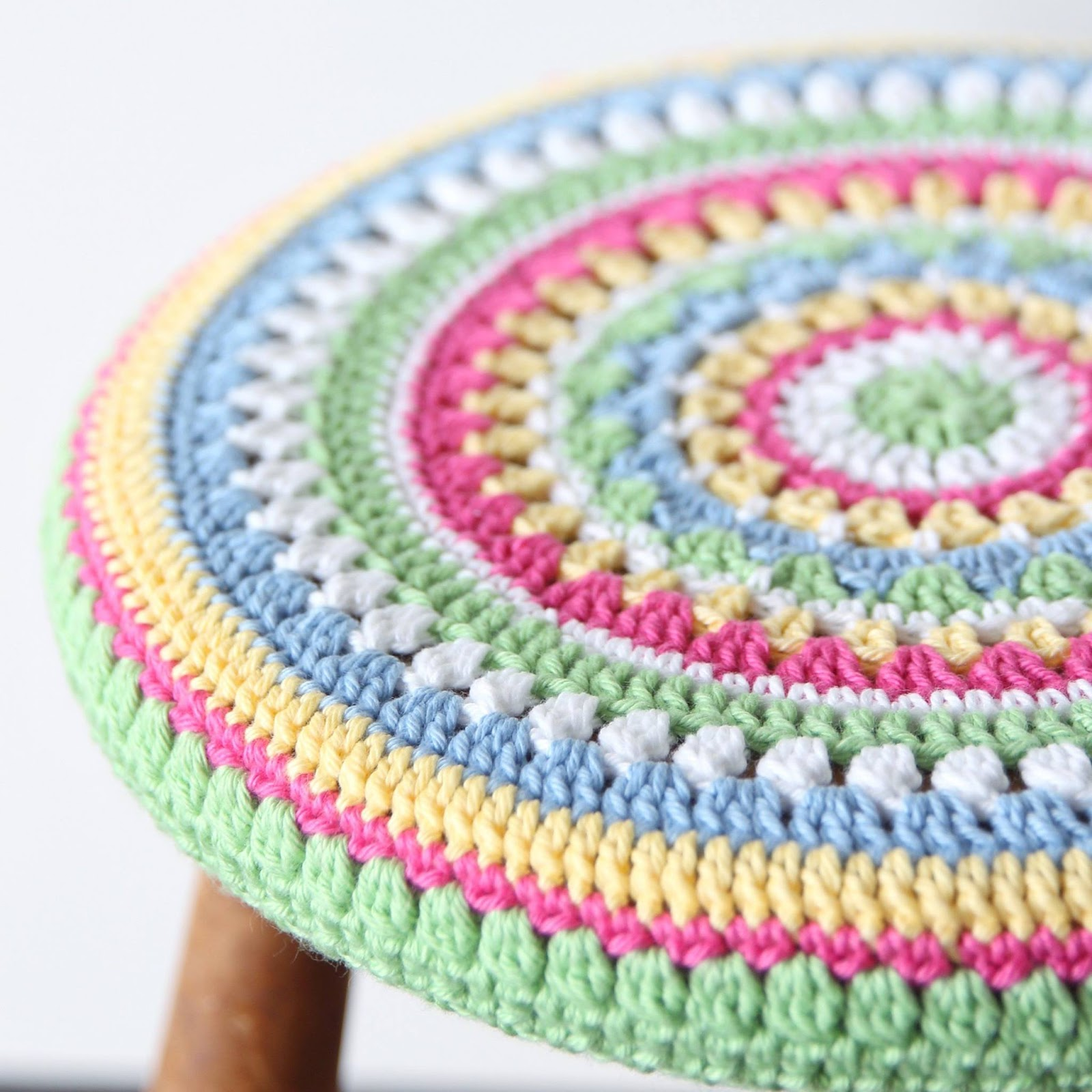 Sol de Noche {deco crochet}: Meet Mandy from RedAgape ...