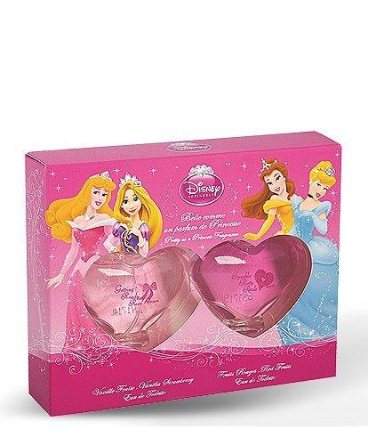 Coffret Princesse Disney 2 Eaux de Toilette Vaporisateur 20ml à 6.20€