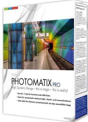 HDRsoft Photomatix Essentials 4.0 (x86/x64)
