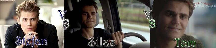 Stefan, Silas, vagy Tom?