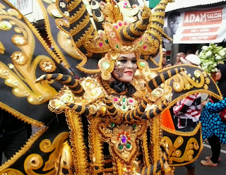 Kebo Bumi di Banyuwangi Ethno Carnival 2013