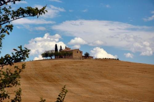 La psicoanalista la casa in collina for Piani di casa contemporanea in collina