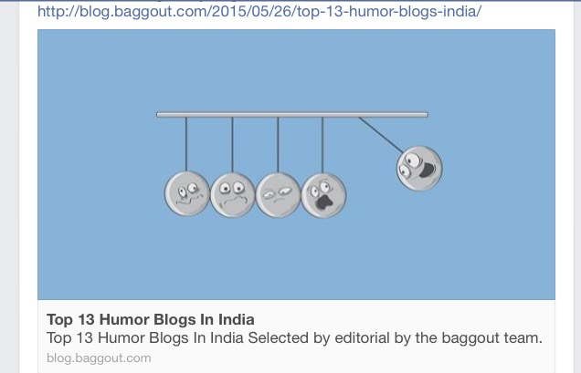 Top Humour Blogs of India