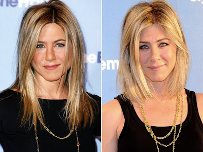 jennifer+aniston+bob+haircut+madrid Jennifer Aniston Cuts Her Hair