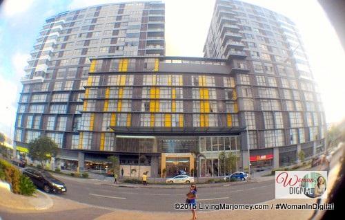 Golden Phoenix Hotel Manila facade