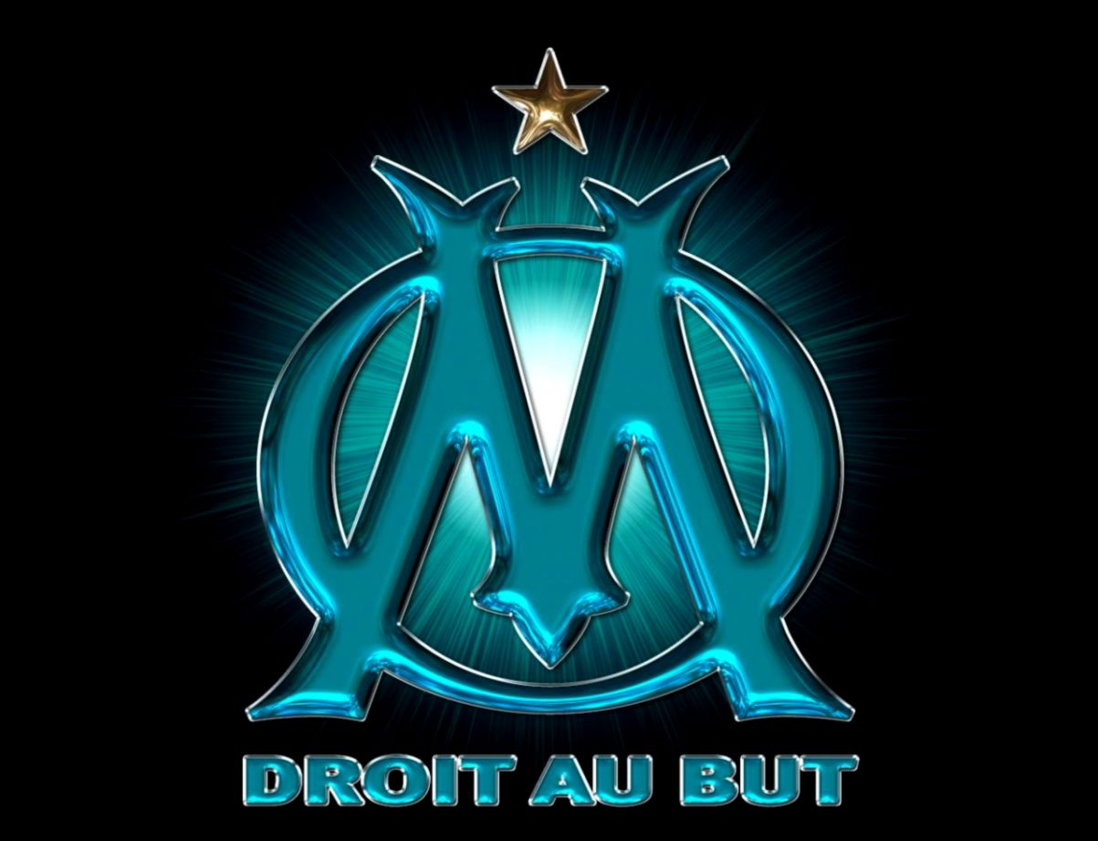 Olympique de marseille logo wallpaper hd desktop high - Marseille logo foot ...