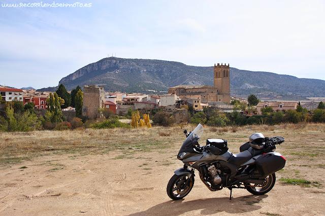 Vista de Priego, Cuenca