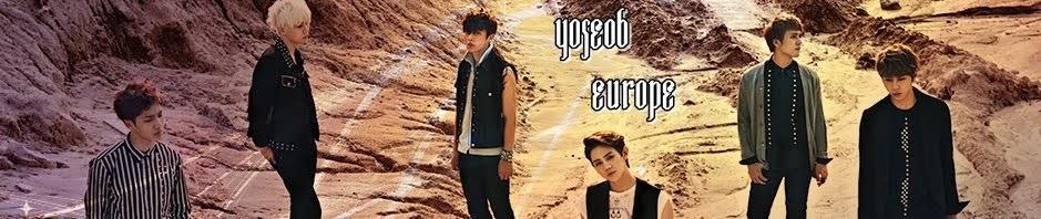 ~YoSeob Europe~