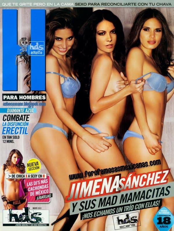Un poco de Todo: Mad mamacitas - Revista H Mayo 2011