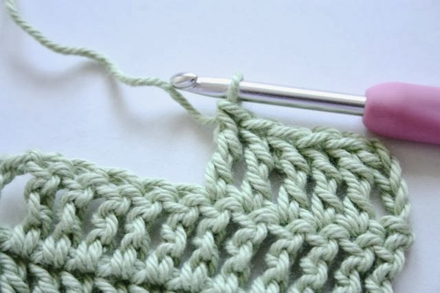 Crochet Stitches Dtr : Crochet Corner: Double Treble Crochet (dtr)