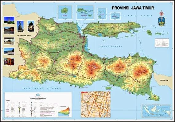 Daftar Wisata Di Jawa Timur