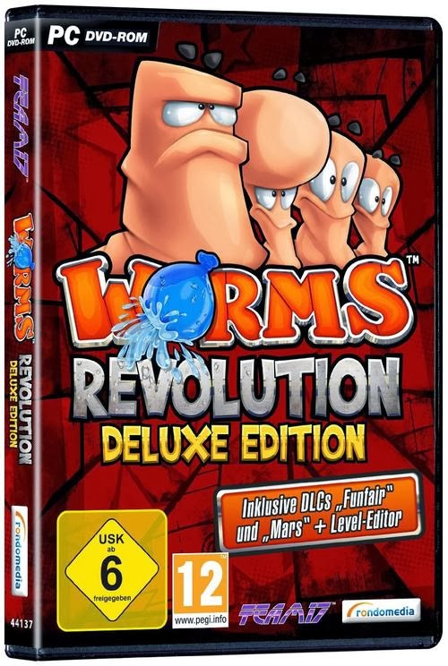 Download Worms Revolution Gold Edition
