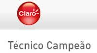 Técnico Campeão Claro www.clarotecnicocampeao.com.br