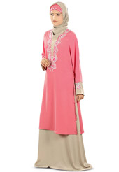 Desain Dan Model Baju Gamis Ala India Masa Kini Gaya
