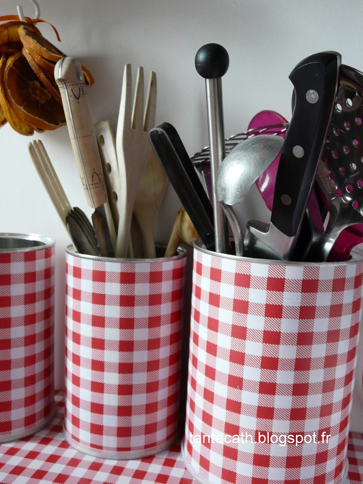 Bien-aimé tante cath  le blog !: Recycler les boites de lait de bébé CK66
