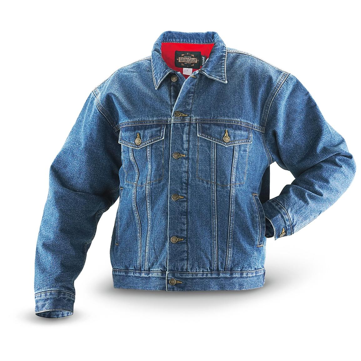 I-N-C Mens Faux Leather Denim Jean Jacket. Sold by Tags Weekly. $ $ MPD Womens Fall Floral Denim Jacket. Sold by BHFO. $ $ Toughskins Girls' Denim Jacket. Sold by Sears. $ $ KIKY Women Fashion Two Pieces Set Hooded Vest and Long Sleeve Denim Jacket. Sold by New-Horizon.