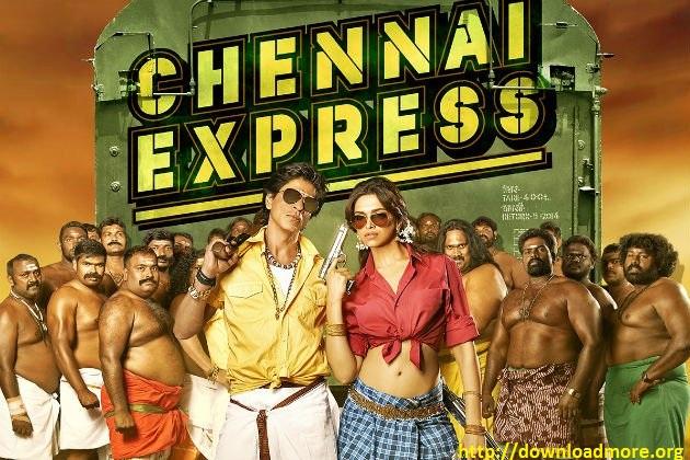 Chennai Express poster, Chennai Express Wallpaper